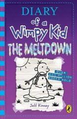 Kinney Jeff: Diary of a Wimpy Kid: The Meltdown