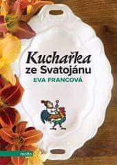 Francová Eva: Kuchařka ze Svatojánu