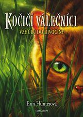 Hunter Erin: Kočičí válečníci 1 - Vzhůru do divočiny