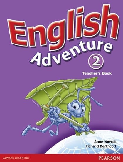 Worrall Anne: English Adventure 2 Teacher´s Book