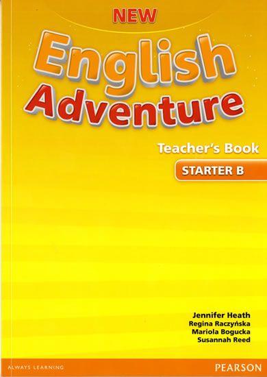 Heath Jennifer: New English Adventure Starter B Teacher´s Book