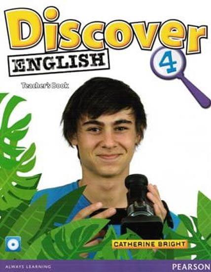 Bright Catherine: Discover English CE 4 Teacher´s Book