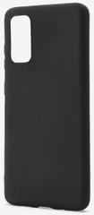 EPICO SILK MATT CASE Samsung Galaxy S20 45910101300001, čierne
