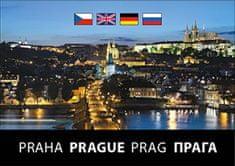 Sváček Libor: Praha - mini /vícejazyčná