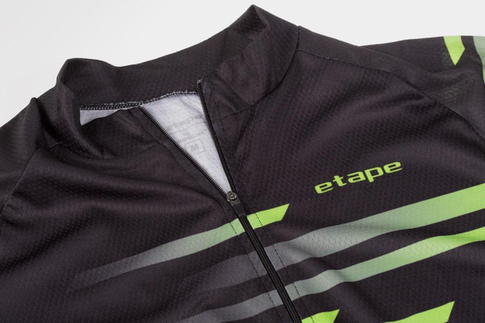 Etape Energy Černá/Zelená XL