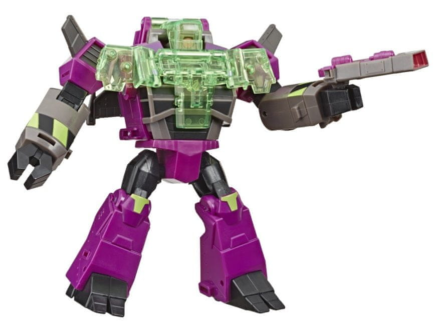 Transformers Cyberverse Ultra figurka Clobber