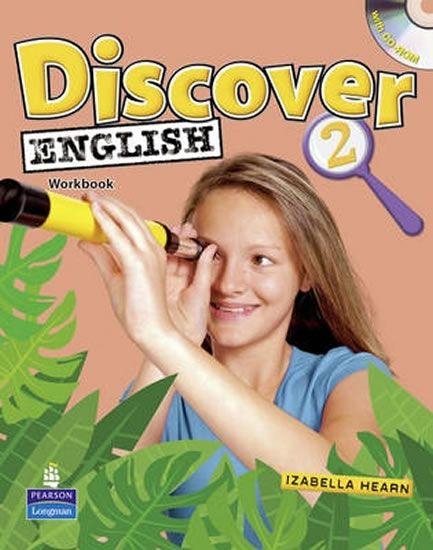 Freebairn Ingrid: Discover English 2 Workbook w/ CD-ROM CZ Edition