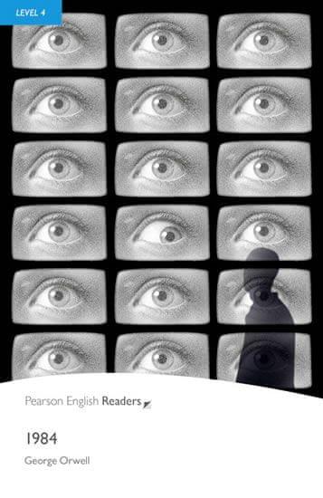 Orwell George: PER | Level 4: 1984 Bk/MP3 Pack