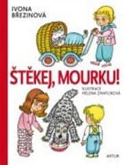 Březinová Ivona: Štěkej, Mourku!