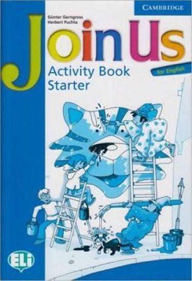 Gerngross Günter: Join Us for English Starter Activity Book
