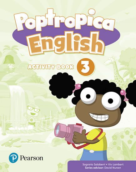 Salaberri Sagrario: Poptropica English 3 Activity Book
