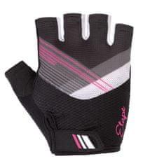 Etape rękawiczki rowerowe Liana Black/Pink S
