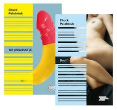 Palahniuk Chuck: Komplet Tvé překrásné já + Snuff
