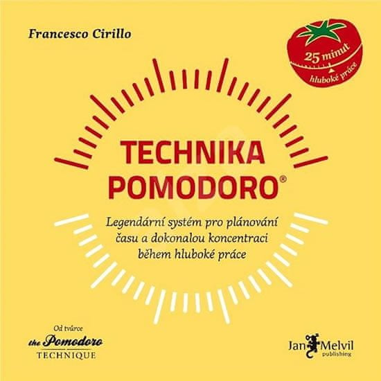 Technika Pomodoro - Francesco Cirillo