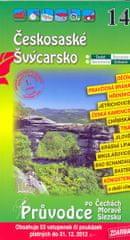 Českosaské Švýcarsko - Průvodce po Č,M,S + volné vstupenky a poukázky