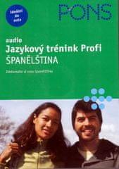 Chiabrando S.: Audio Jazykový trénink Profi - Španělština - 2 CD a textovou přílohu