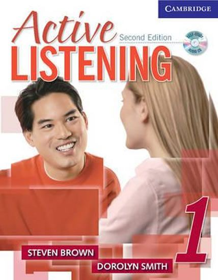 Brown Steven: Active Listening 1 Students Book with Self-study Audio CD