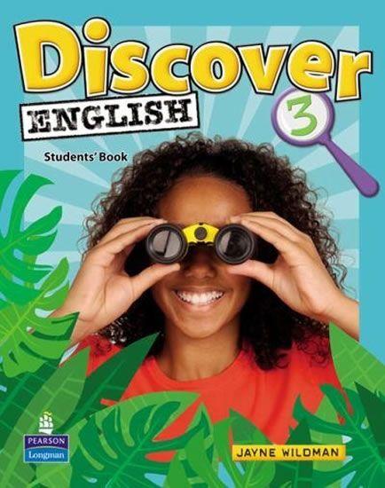 Wildman Jayne: Discover English CE 3 Students´ Book