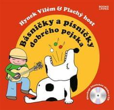 Vilém Hynek: Básničky a písničky dobrého pejska + CD