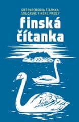 Hanušová Jitka: Finská čítanka - Gutenbergova čítanka současné finské prózy