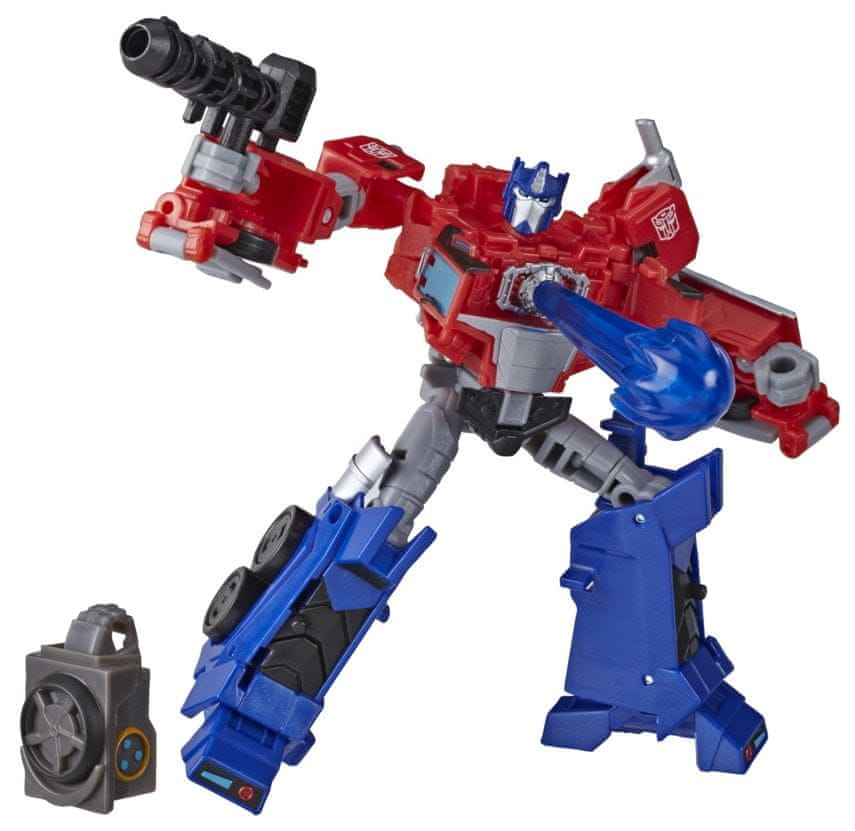 Transformers Cyberverse Deluxe Optimus Prime