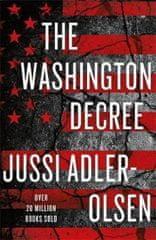 Adler-Olsen Jussi: The Washington Decree