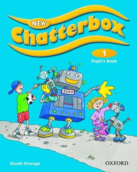 Strange Derek: New Chatterbox 1 Pupil´s Book
