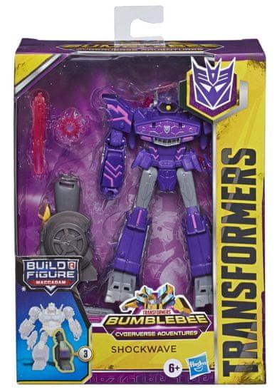 Transformers Cyberverse Deuxe Schockwave