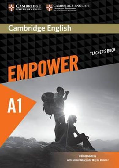 Godfrey Rachel: Cambridge English Empower Starter Teacher´s Book