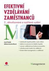 Vodák Josef, Kucharčíková Alžběta: Efektivní vzdělávání zaměstnanců - 2. vydání
