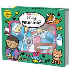 Byrne Fiona, Newton Robyn, Oliver Amy: Pojď si hrát: Malý veterinář