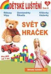Dětské luštění 13 - Svět hraček