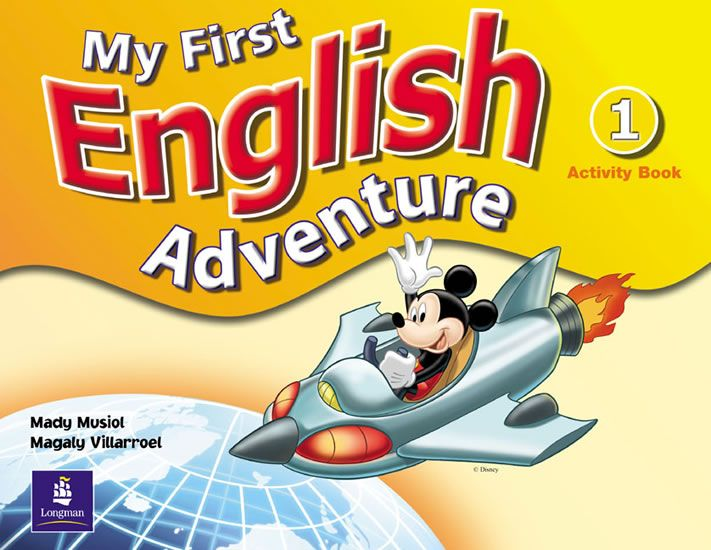 Musiol Mady: My First English Adventure 1 Activity Book