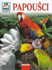 Deimer-Schütte, Anděrová: Papoušci - Co,Jak,Proč? - Svazek 30