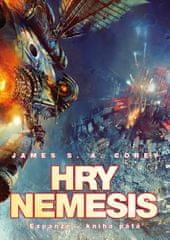 Corey James S. A.: Hry Nemesis - Expanze 5
