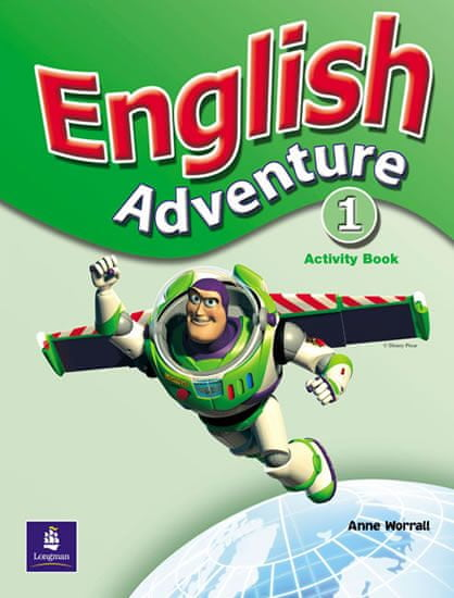 Worrall Anne: English Adventure 1 Activity Book
