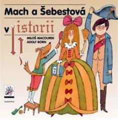 Macourek Miloš: Mach a Šebestová v historii