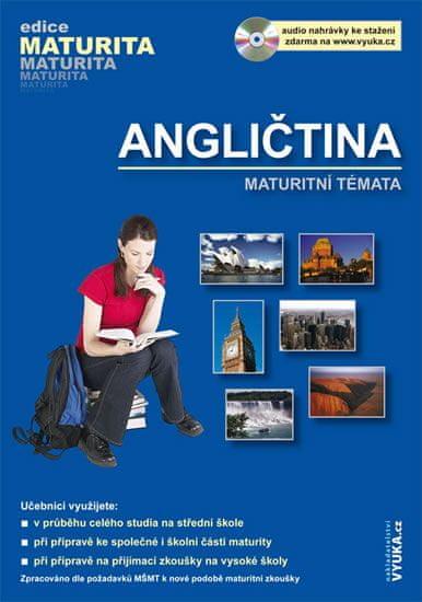 El-Hmoudová Dagmar: Angličtina - edice Maturita + audio nahrávka ke stažení
