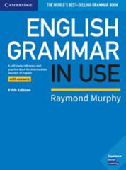 Murphy Raymond: English Grammar in Use Book with Answers 5E