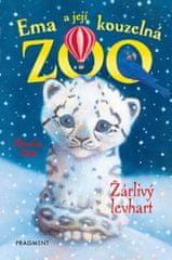 Cobb Amelia: Ema a její kouzelná zoo 6 - Žárlivý levhart