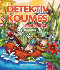 Quis Josef: Detektiv Koumes - Letní případ