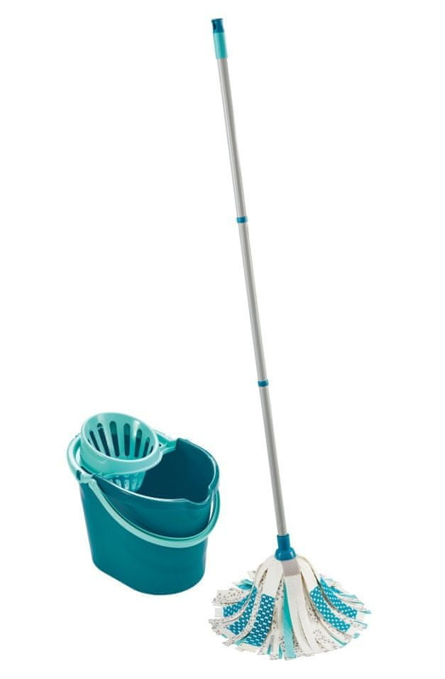 Leifheit Set Power mop 3v1