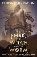 Paolini Christopher: The Fork, the Witch, and the Worm : Tales from Alagaesia Volume 1: Eragon