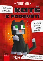 Kid Cube: Deník malého Minecrafťáka - Kotě z Podsvětí