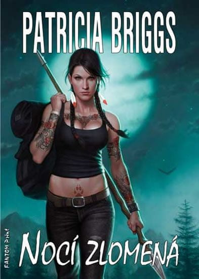 Briggs Patricia: Mercy Thompson 8 - Nocí zlomená