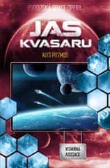 Pitzmos Aleš: Vesmírná asociace 3 - Jas kvasaru