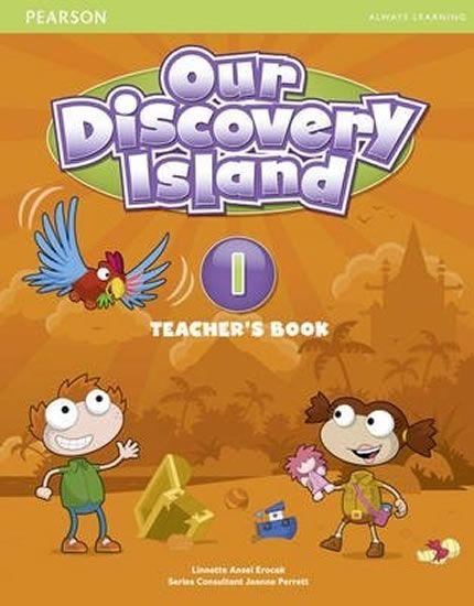 Erocak Linnette: Our Discovery Island 1 CE Teacher´s Book