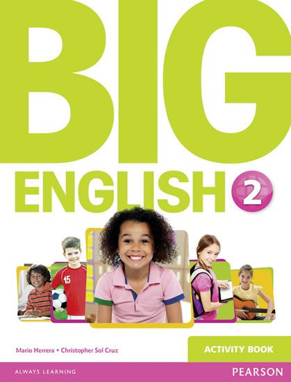 Herrera Mario: Big English 2 Activity Book