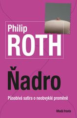 Roth Philip: Ňadro - Působivá satira o neobvyklé proměně