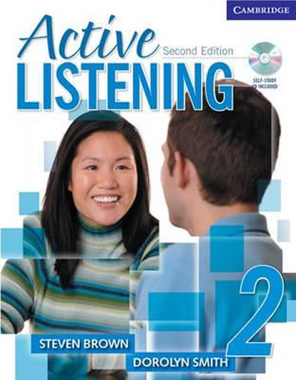 Brown Steven: Active Listening 2 Students Book with Self-study Audio CD
